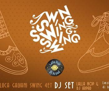 A seguire Gianluca Galvani Swing Quartet
