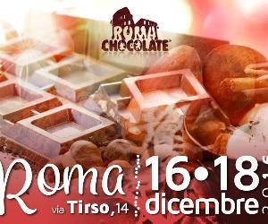 Sagre e degustazioni: Romachocolate 2016