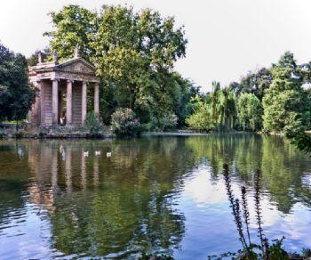 Visite guidate - PasseggiArte: alla scoperta di Villa Borghese