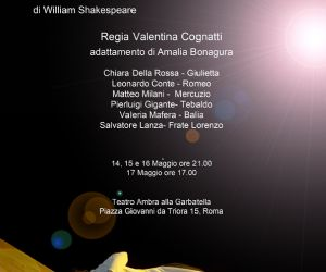 In scena la famosissima vicenda shakespeariana