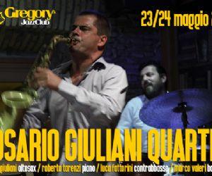 Un'altra serata indimenticabile al Gregory's Jazz Club