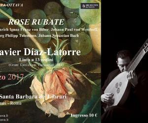 Concerti: Concerto di musica barocca con Xavier Díaz-Latorre