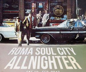 Locali: Roma soul city Allnighter