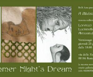 Mostra collettiva dedicata alla commedia shakespeariana