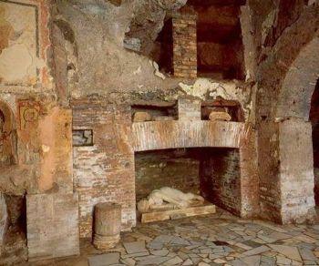 Visite guidate: I sotterranei di Santa Cecilia in Trastevere