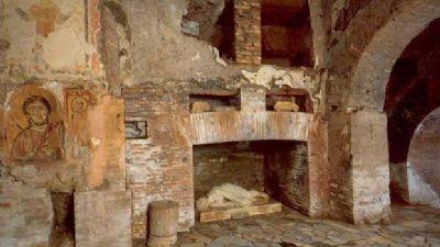 Bambini e famiglie: I sotterranei di Santa Cecilia in Trastevere
