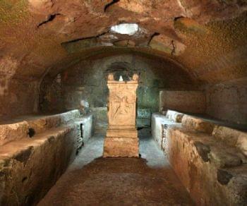 Una visita guidata organizzata dall'Associazione Roma e Lazio X te