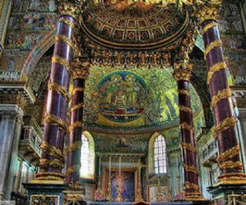 Visite guidate - Santa Maria Maggiore ed i mosaici della Loggia delle Benedizioni