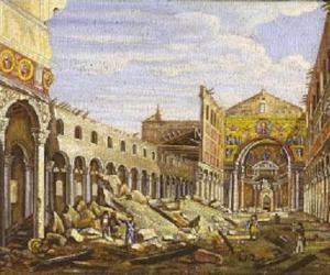 Visite guidate: La Basilica di San Paolo fuori le Mura, il chiostro cosmatesco, l'area archeologica e il Giro delle 7 chiese