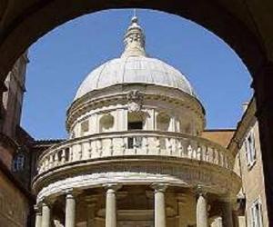 Visite guidate - San Pietro in Montorio e il Tempietto di Donato Bramante