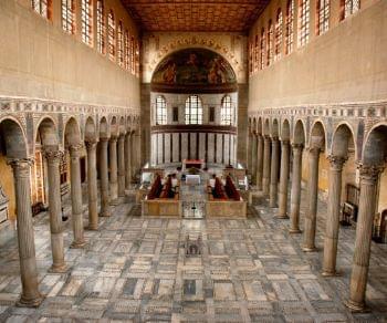 Visite guidate - Basilica di Santa Sabina. Apertura Straordinaria