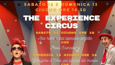 Spettacoli - The experience circus