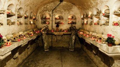 Visite guidate: L'Isola Tiberina e la cripta dei Sacconi Rossi