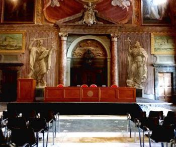 Visite guidate: Il Tribunale della Sacra Rota nel Palazzo della Cancelleria