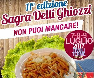 Sagre e degustazioni - 11^ Sagra delli Ghiozzi