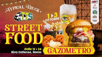 Sagre e degustazioni - Gazometro TTS Street Food