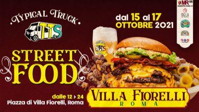 Sagre e degustazioni - Street food a Villa Fiorelli