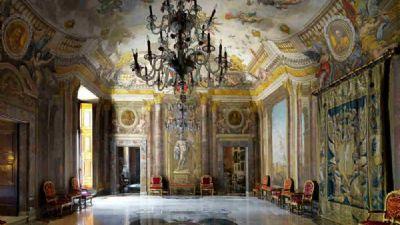 Visite guidate - Palazzo Colonna: Appartamento Principessa Isabelle. Apertura Straordinaria
