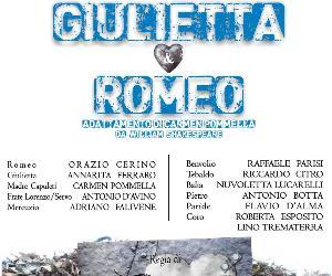 Spettacoli: Giulietta & Romeo