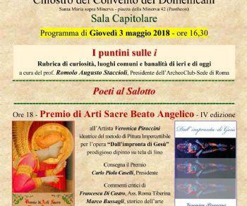 IV Premio per le Arti Sacre Beato Angelico