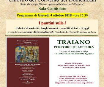 Altri eventi - Traiano