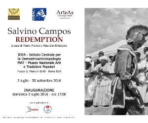 Mostra fotografica di Salvino Campos