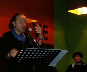 Il primo monologo di Salvatore Cosentino