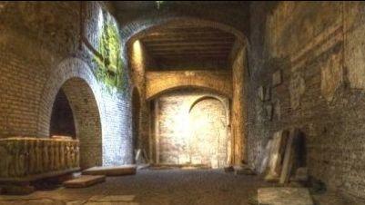 Visite guidate - I sotterranei di Trastevere