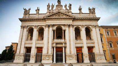 Visite guidate - La Basilica di San Giovanni e Santa Croce in Gerusalemme