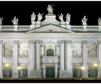 Visita guidata di San Giovanni, Battistero, Scala Santa e Sancta Sanctorum