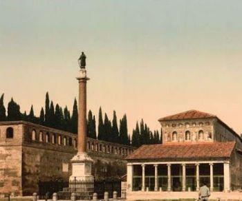 Visite guidate - La Basilica di San Lorenzo fuori le Mura