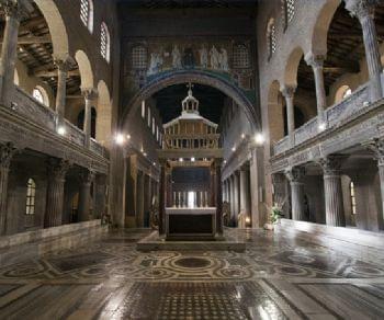 La secolare storia di San Lorenzo fuori le mura