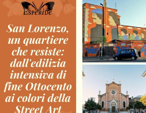 Visite guidate - San Lorenzo, un quartiere che resiste
