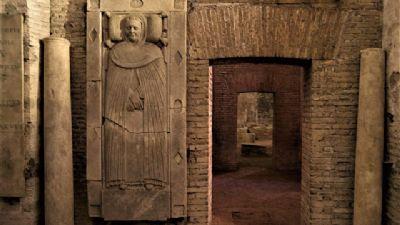 Bambini e famiglie - Archeologi per gioco nei sotterranei di San Martino ai Monti
