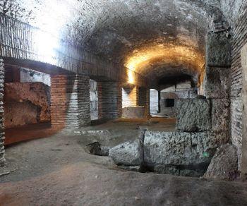 Visite guidate - I Templi Sotterranei di San Nicola in Carcere