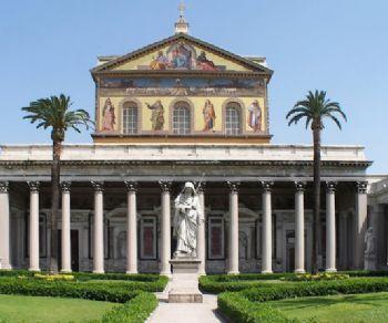 Visite guidate: La Basilica di San Paolo fuori le Mura