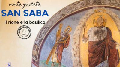 Visite guidate - San Saba: il rione e la Basilica