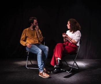 Uno spettacolo di improvvisazione teatrale di Giorgia Mazzucato