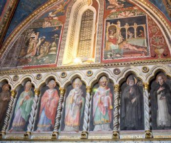 Visite guidate - Il Sancta Sanctorum, l'antica cappella dei papi al Laterano