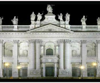 Visite guidate - Battistero, Basilica di San Giovanni in Laterano, Scala Santa e Cappella del Sancta Sanctorum