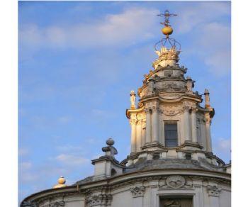 Visita guidata della Chiesa, della Fontana dell'Acqua Paola e della Passeggiata del Gianicolo