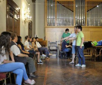 Concerti - Concerti della domenica. Santa Cecilia a via Giulia