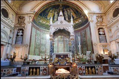 Visite guidate - Le meraviglie dell'Arte Medievale a Santa Cecilia in Trastevere