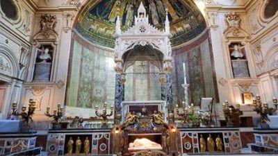 Visite guidate: Le meraviglie dell'Arte a Santa Cecilia in Trastevere