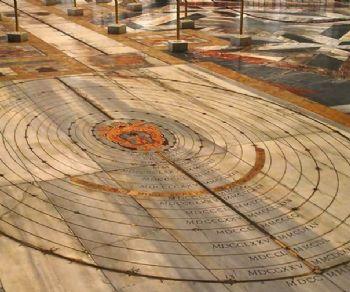 Visite guidate - La Meridiana di Santa Maria degli Angeli e il mezzogiorno solare