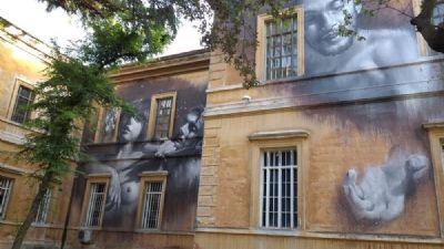Visite guidate: La street art a Santa Maria della Pietà