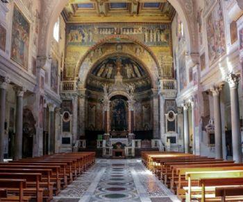 Visite guidate - Le chiese dell'Aventino: Santa Sabina, Santi Bonifacio e Alessia e Santa Prisca