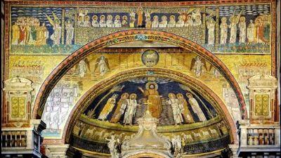 Visite guidate - Un caleidoscopio di mosaici d'età carolingia