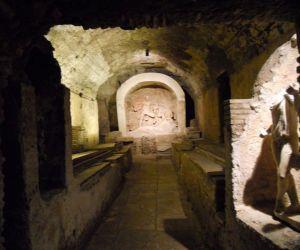 Visite guidate: Mitreo di Santa Prisca. Apertura Straordinaria