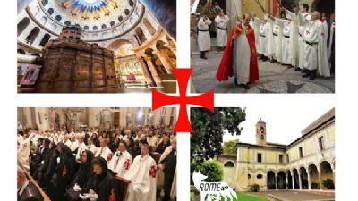 Visite guidate - I Cavalieri del Santo Sepolcro tra storia e mistero
